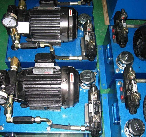 大连电动液压泵